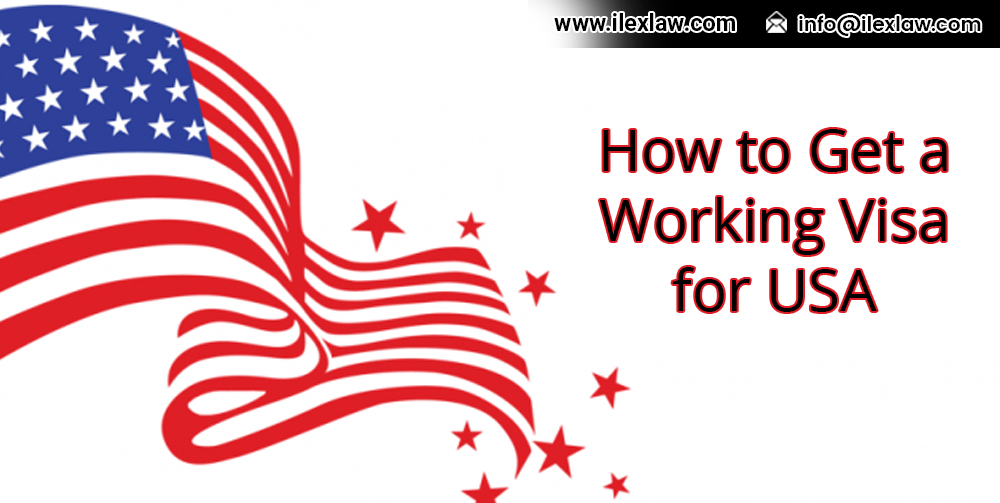 Get a Working Visa for USA