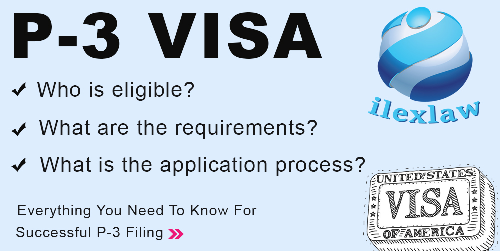 P3 visa free -contact us now