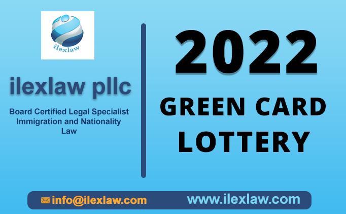 Green Card Lottery 2020 ilexlaw
