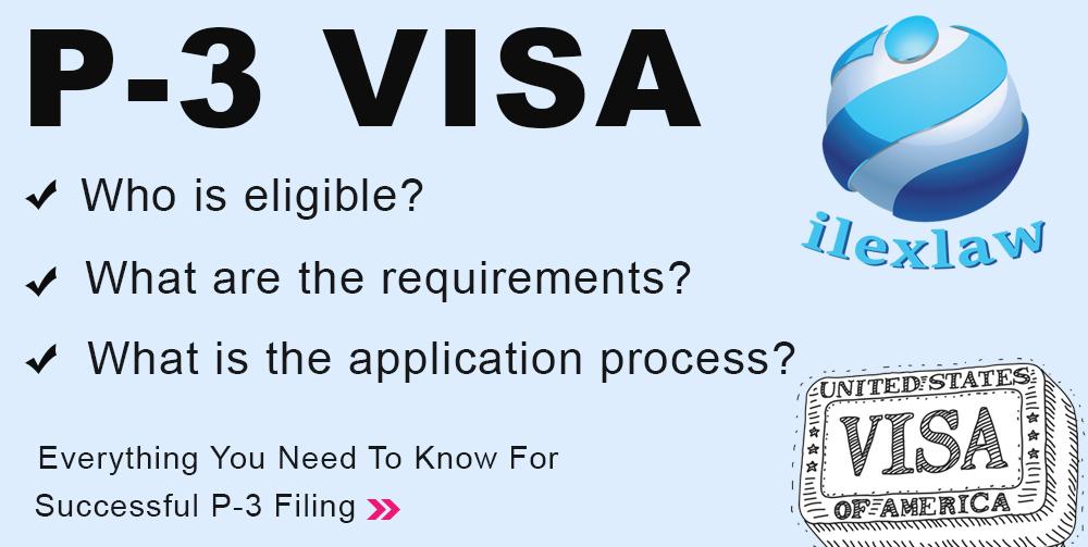 P3 visa free -contact us now